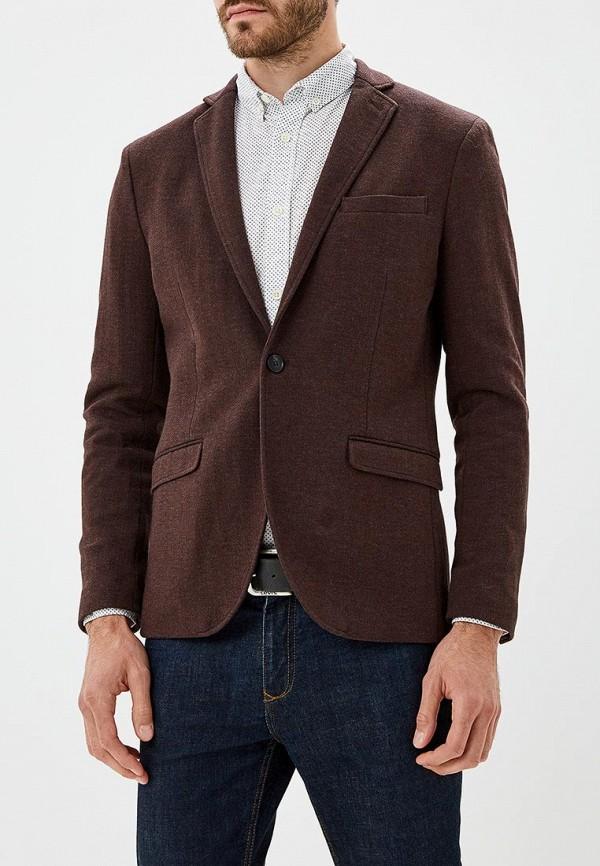 Купить Пиджак Selected Homme, SE392EMBKOC2, коричневый, Осень-зима 2018/2019