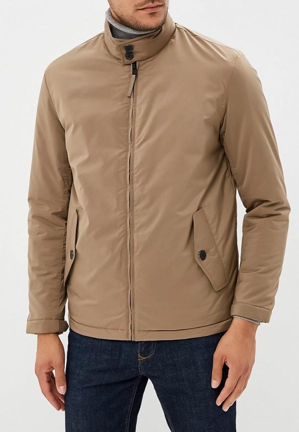 мужская куртка selected homme, бежевая
