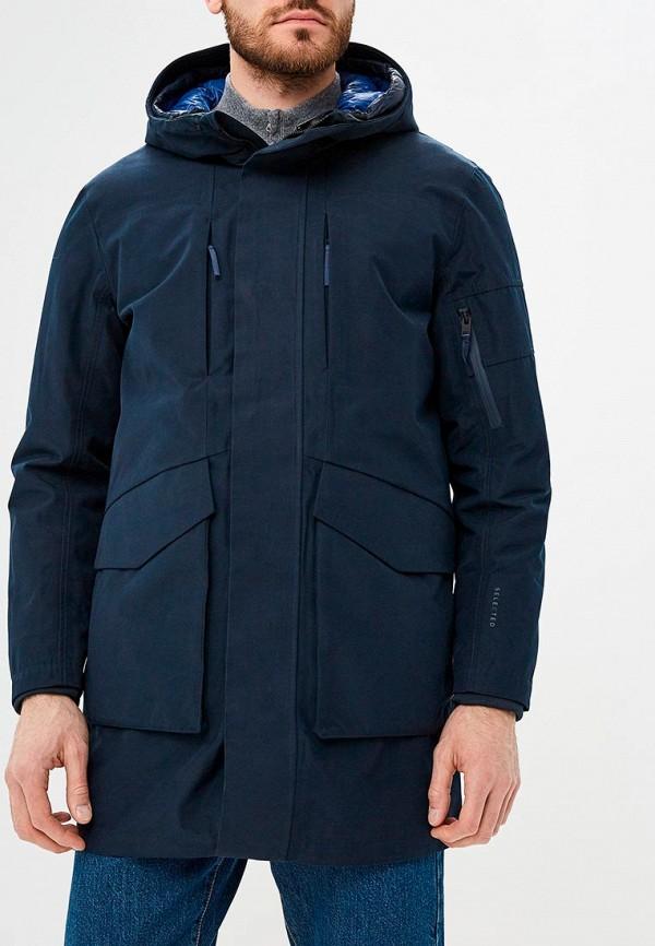 Куртка утепленная Selected Homme Selected Homme SE392EMBXUY9 selected homme куртка