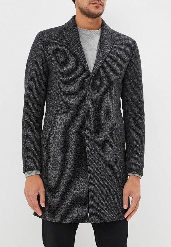 Купить Пальто Selected Homme, SE392EMBXVA4, черный, Осень-зима 2018/2019