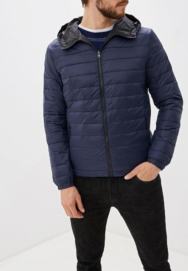 мужская куртка selected homme, разноцветная
