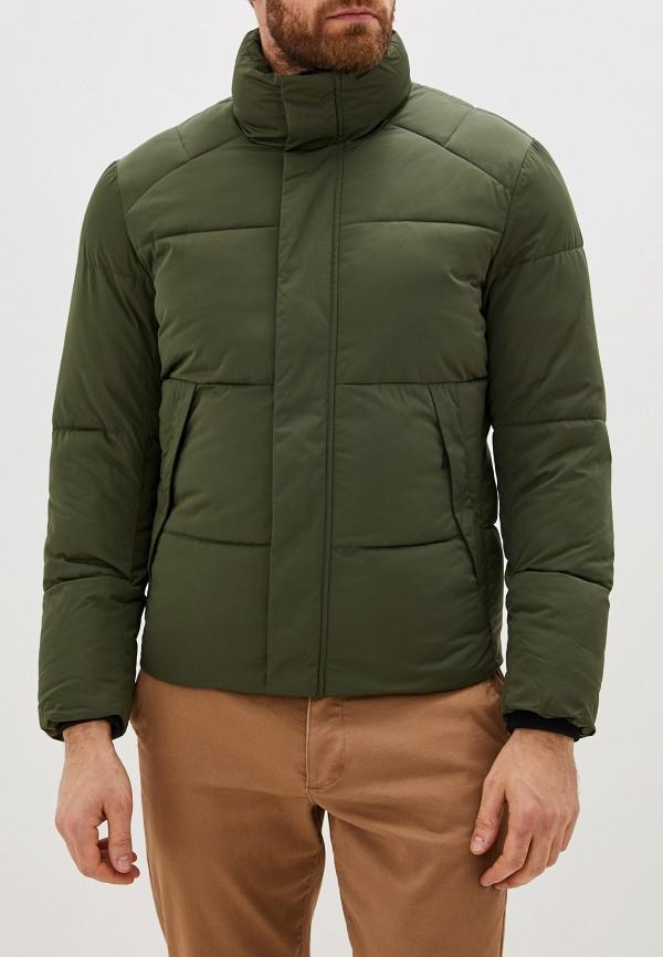 мужская куртка selected homme, хаки