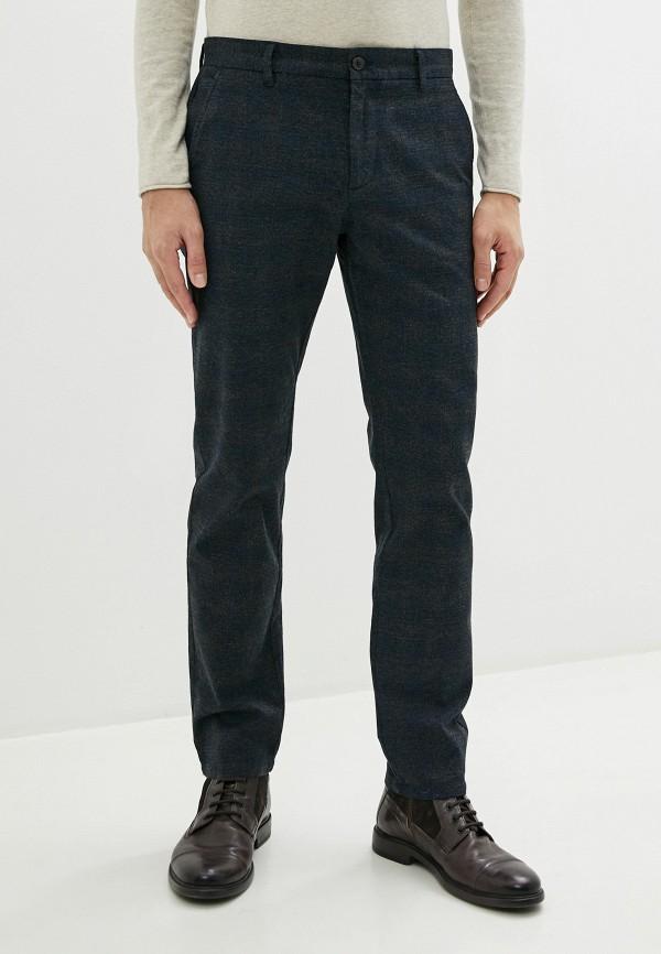 мужские классические брюки selected homme, серые