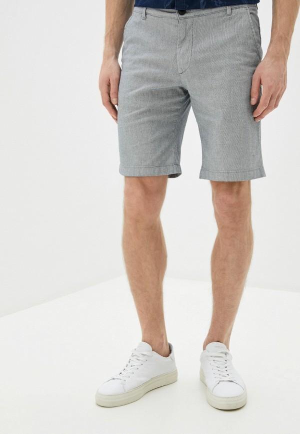 мужские повседневные шорты selected homme, серые