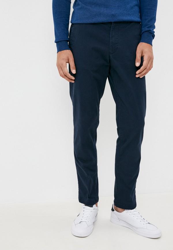 мужские повседневные брюки selected homme, синие