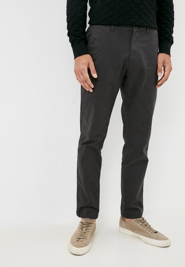 мужские повседневные брюки selected homme, серые