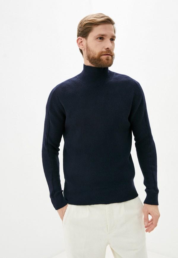 мужской свитер selected homme, синий