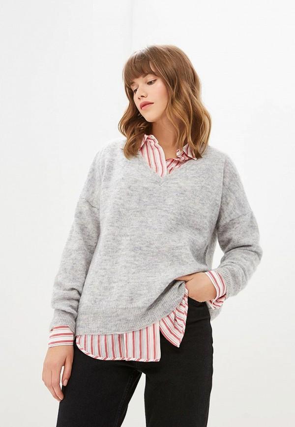 Пуловер Selected Femme Selected Femme SE781EWBRHA2 юбка selected femme selected femme se781ewziv44