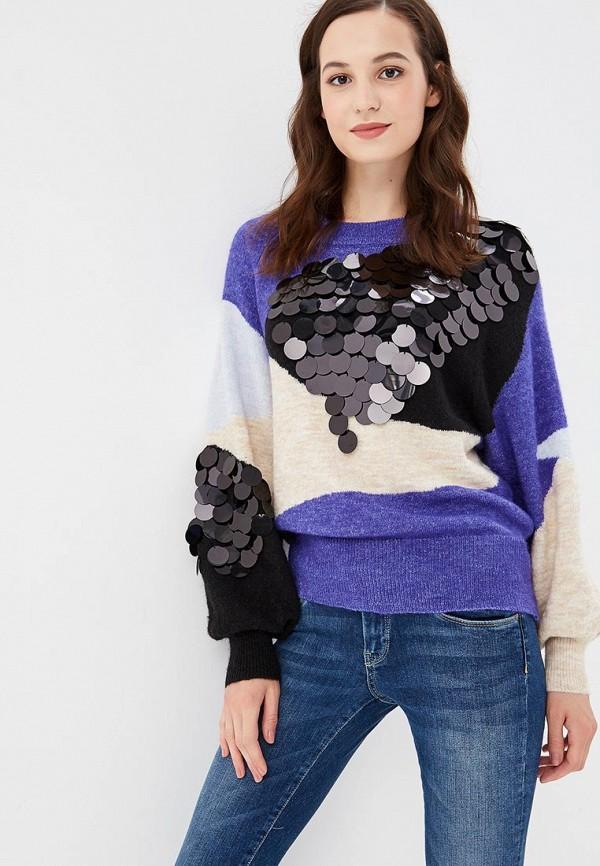 Джемпер Selected Femme Selected Femme SE781EWBRHA6 рубашка женская selected femme цвет молочный 16052017 размер 40 46