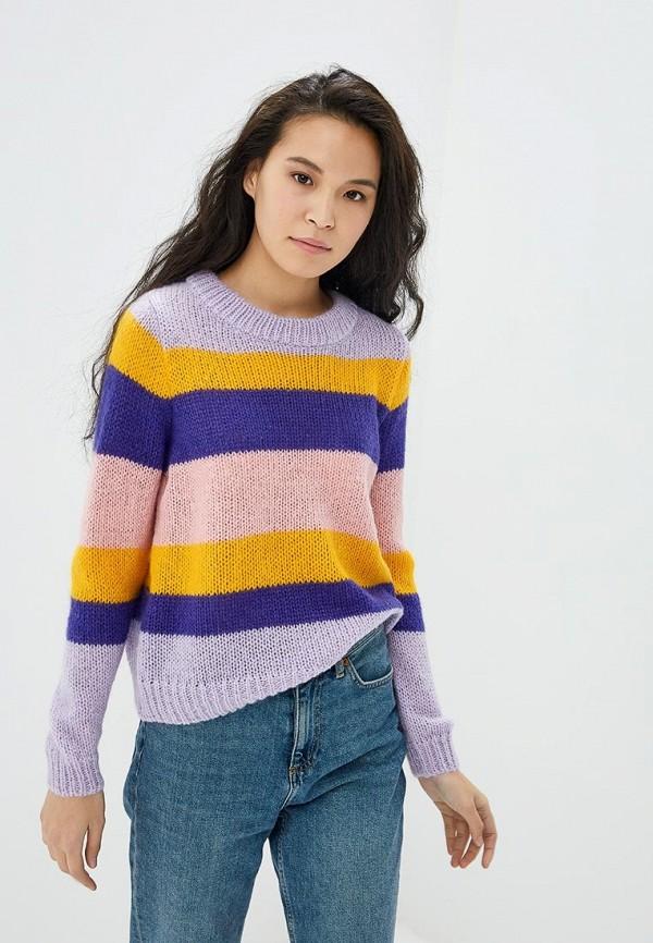 женский джемпер selected femme, разноцветный