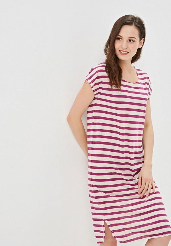 женское платье selected femme, фиолетовое