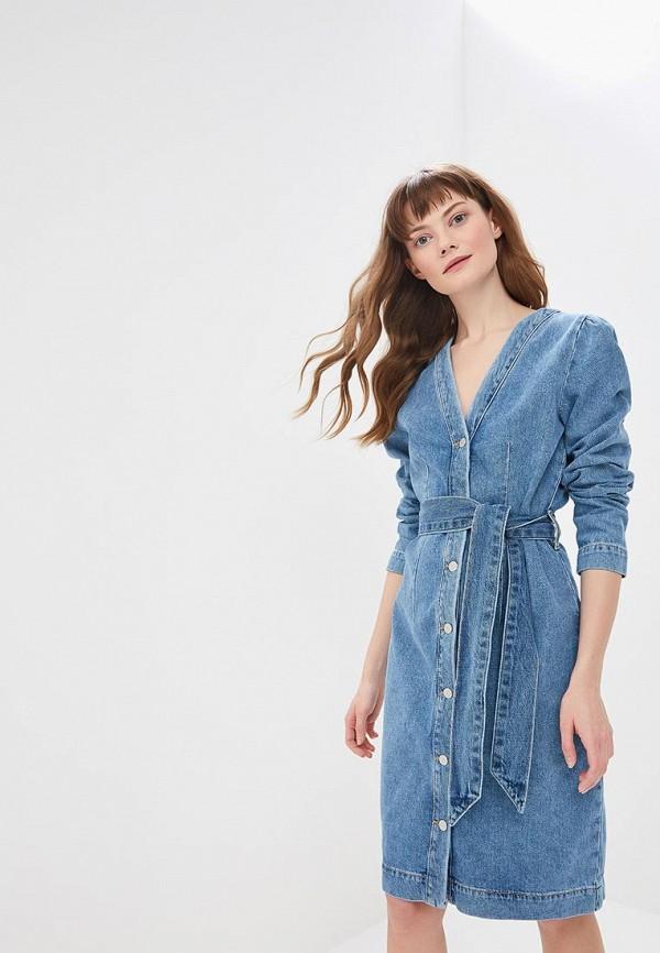 Джинсовые платья Selected Femme