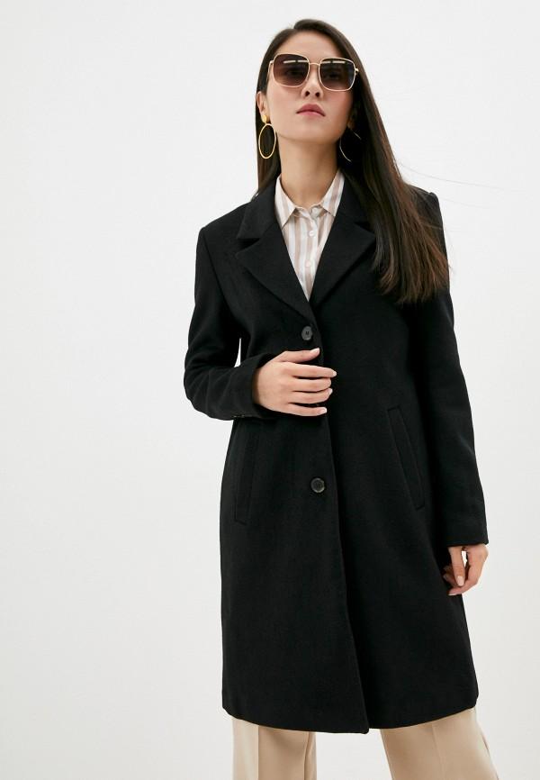 женское пальто selected femme, бежевое