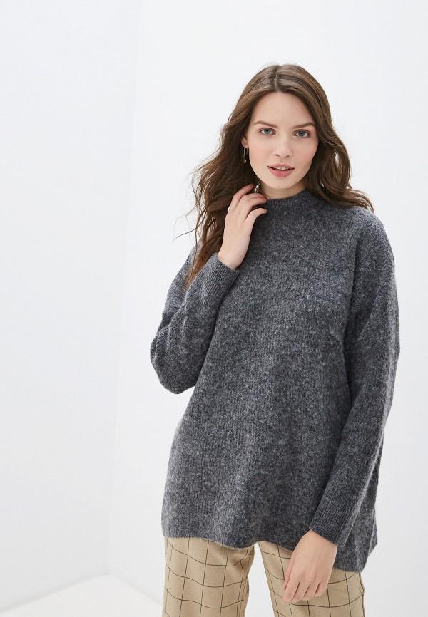 женский свитер selected femme, серый