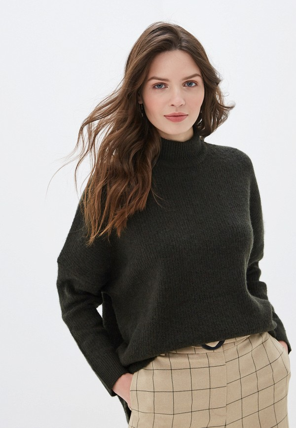 женский свитер selected femme, хаки
