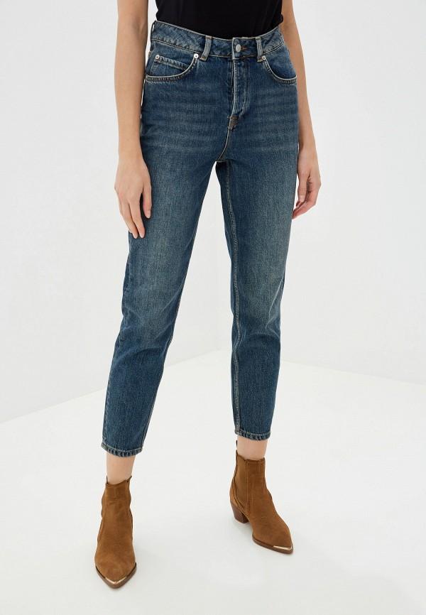 женские джинсы selected femme, синие