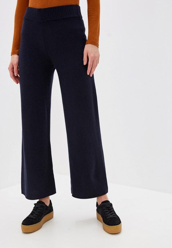 женские повседневные брюки selected femme, синие