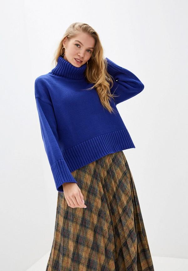 женский свитер selected femme, синий