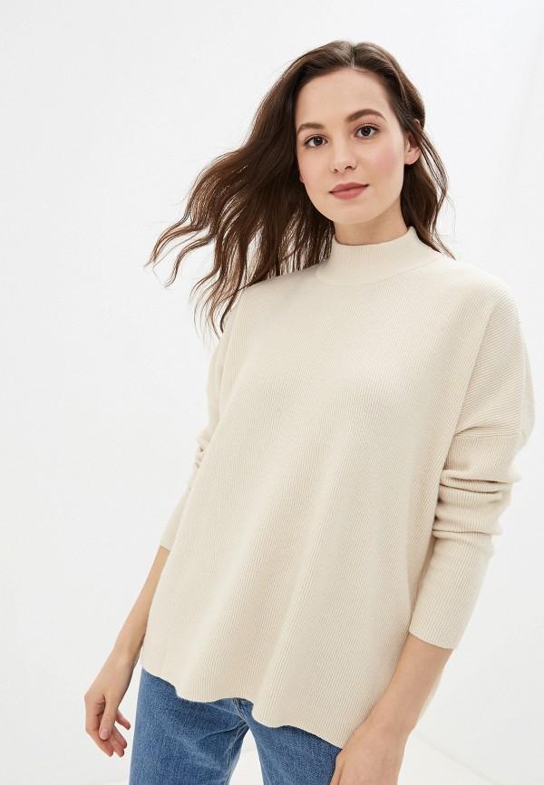 женский свитер selected femme, бежевый
