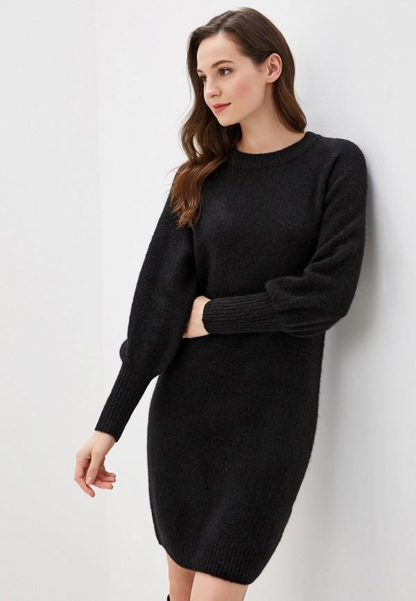 женское платье selected femme, черное