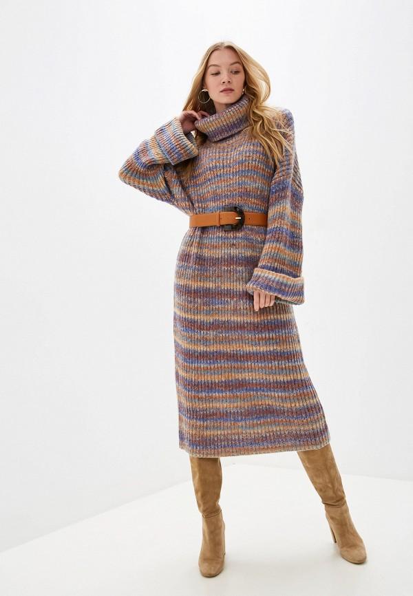 Платье Selected Femme Selected Femme SE781EWFKVB3 цены онлайн