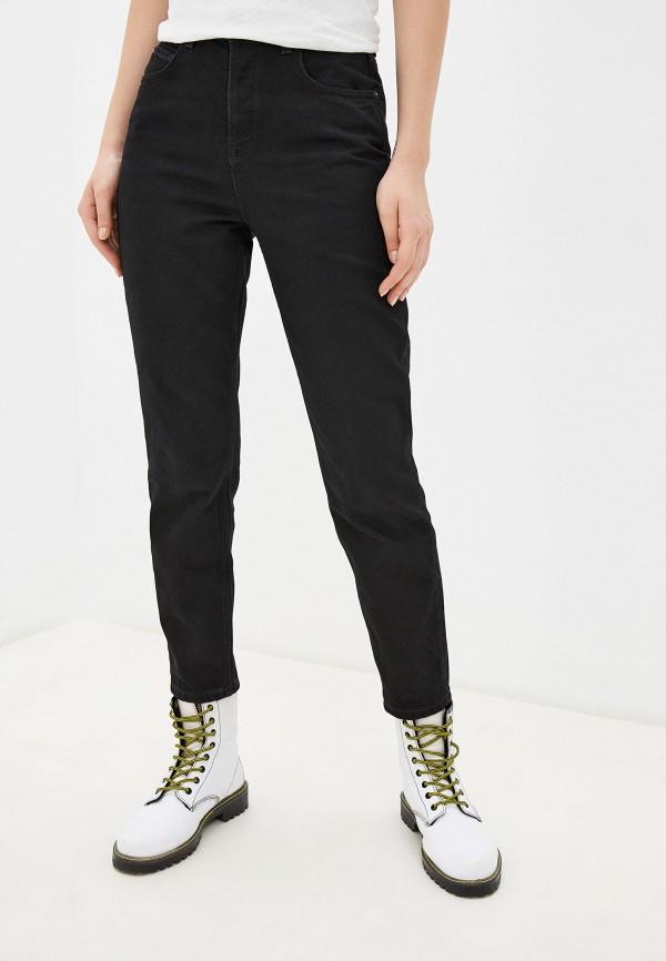 женские джинсы selected femme, черные