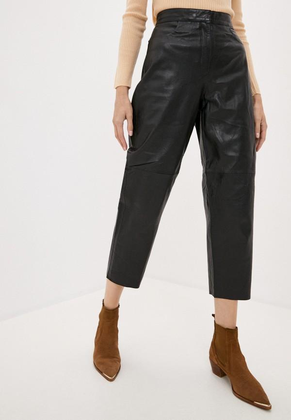 женские брюки selected femme, черные