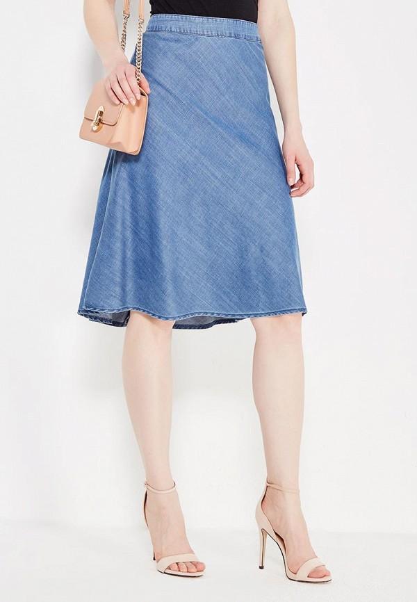 Юбка джинсовая Selected Femme Selected Femme SE781EWOCL39 рубашка женская selected femme цвет молочный 16052017 размер 40 46