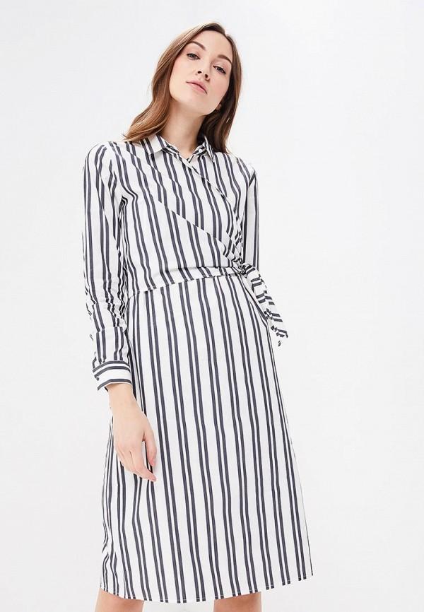 Купить Платье Selected Femme, SE781EWZIV42, белый, Весна-лето 2018