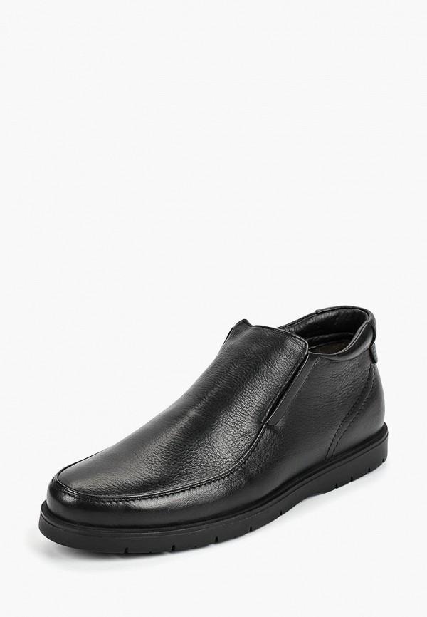 Купить Ботинки Shoiberg, SH003AMCKVX0, черный, Осень-зима 2018/2019