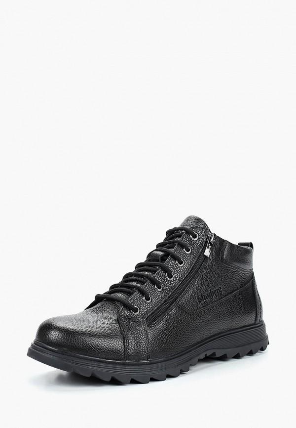 Ботинки Shoiberg Shoiberg SH003AMCKVX4 мужские ботинки shoiberg