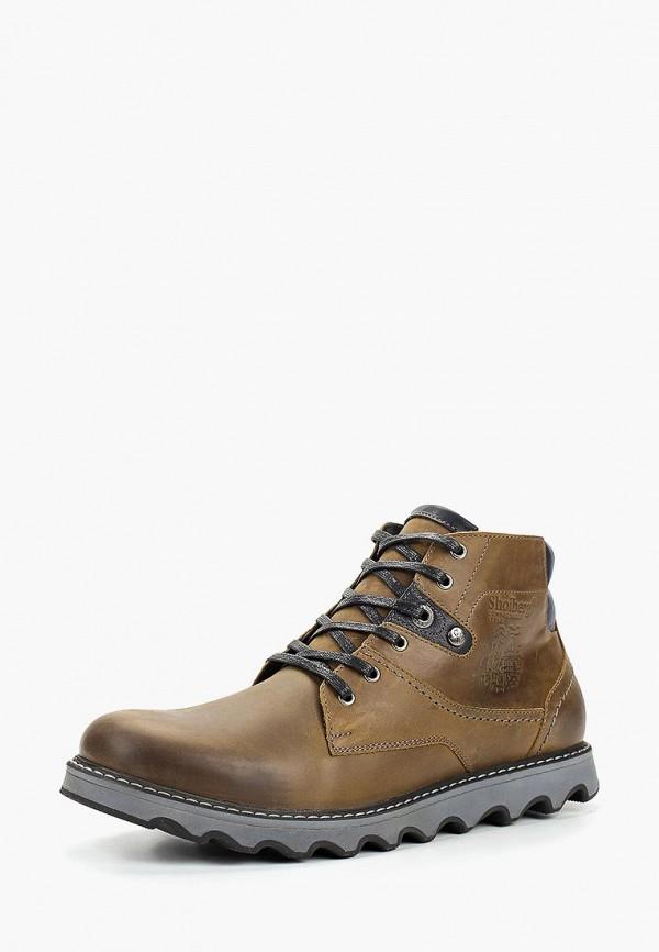 Ботинки Shoiberg Shoiberg SH003AMCKVX7 ботинки shoiberg ботинки