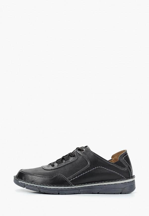 мужские ботинки shoiberg, черные