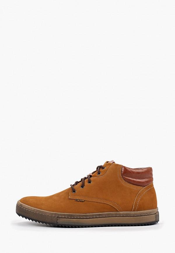 Фото - Ботинки Shoiberg коричневого цвета