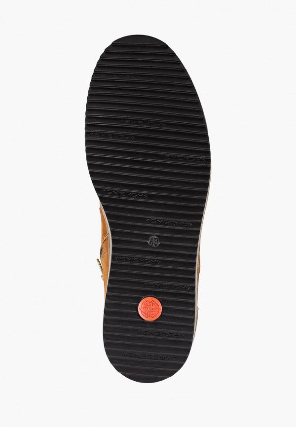 Фото 5 - Ботинки Shoiberg коричневого цвета