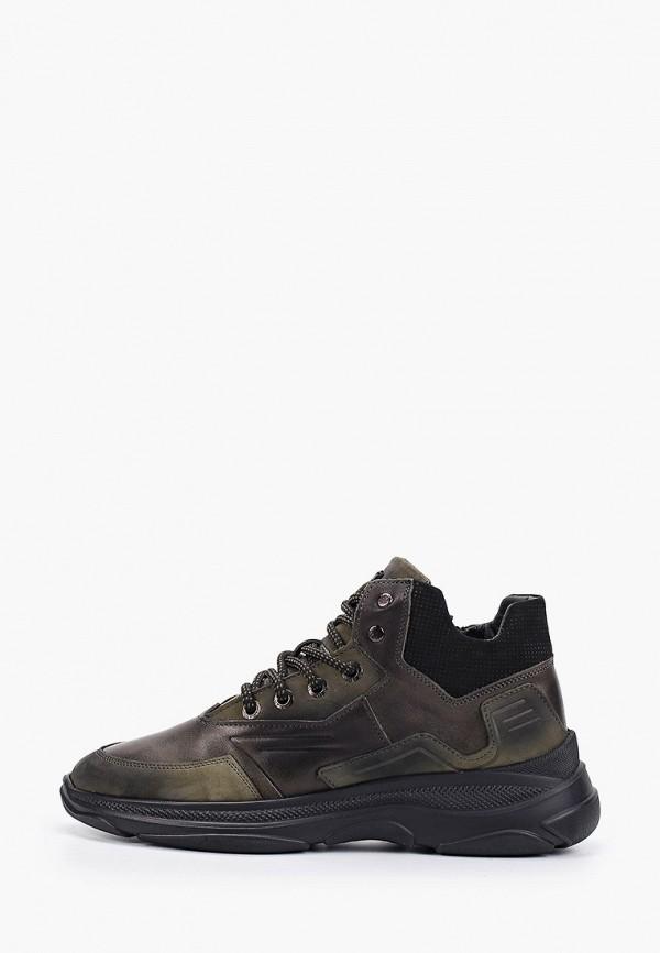 мужские кроссовки shoiberg, зеленые