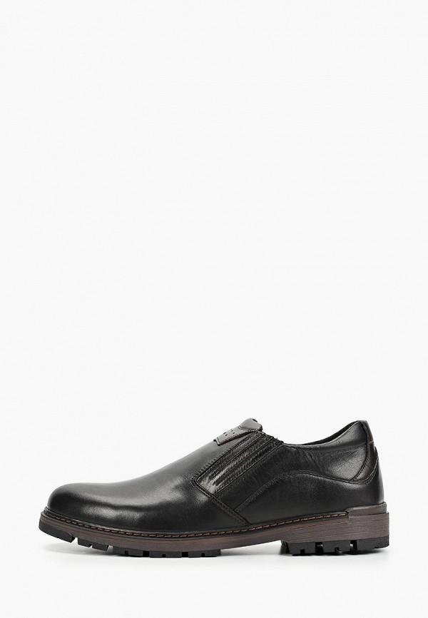 мужские туфли shoiberg, черные
