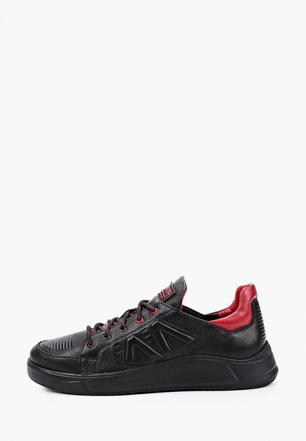 мужские кроссовки shoiberg, черные