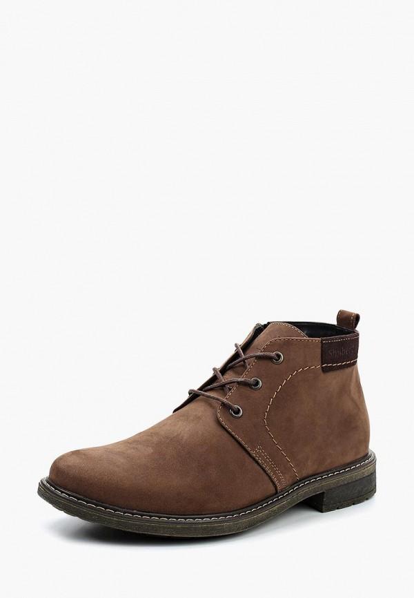 Ботинки Shoiberg Shoiberg SH003AMWKE31 ботинки shoiberg ботинки