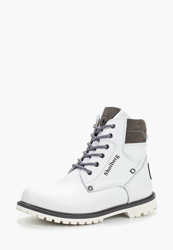 Ботинки Shoiberg Shoiberg SH003AWBQIO1 ботинки shoiberg кеды