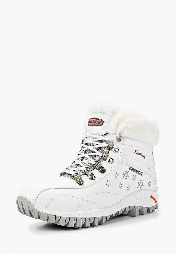 Ботинки Shoiberg Shoiberg SH003AWCSH60 туфли shoiberg кеды