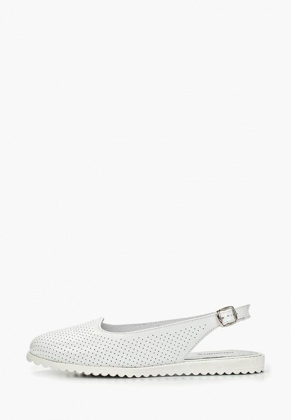 женские туфли shoiberg, белые