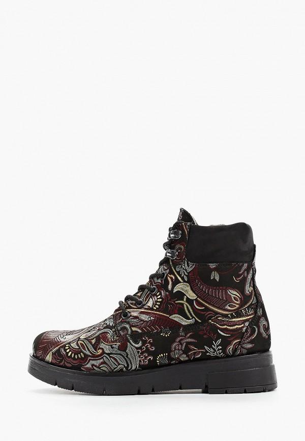 женские ботинки shoiberg, разноцветные