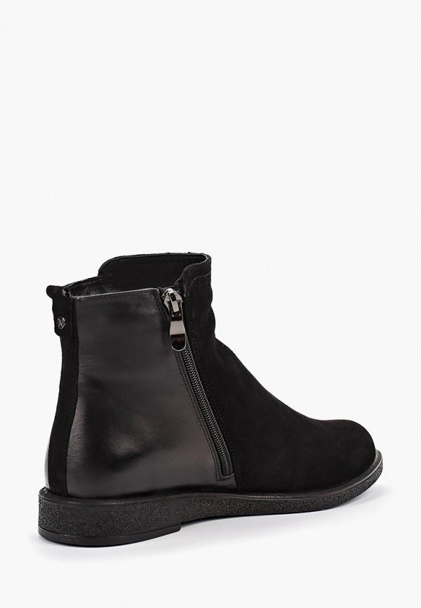 Фото 3 - Ботинки Shoiberg черного цвета