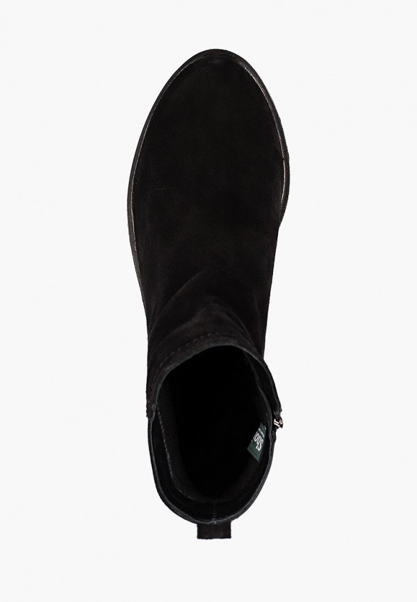 Фото 4 - Ботинки Shoiberg черного цвета