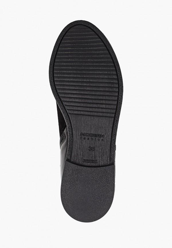 Фото 5 - Ботинки Shoiberg черного цвета