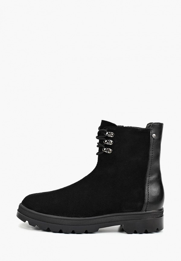 женские ботинки shoiberg, черные