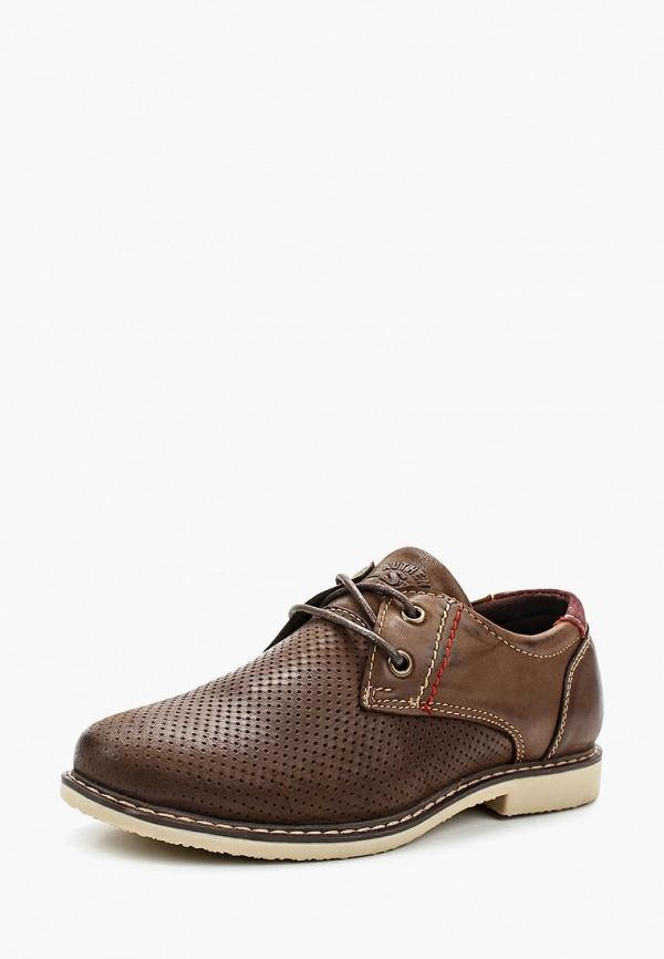Купить Ботинки Shuzzi, sh015abajoz4, коричневый, Весна-лето 2018