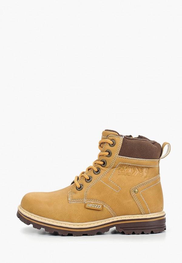 Ботинки Shuzzi Shuzzi SH015ABCACK1 цена