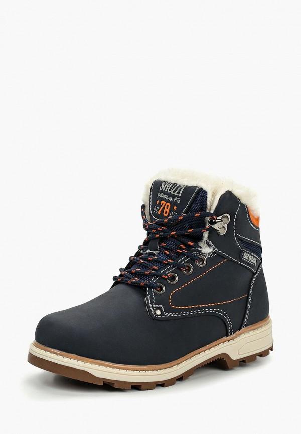 Ботинки Shuzzi Shuzzi SH015ABCACK4 ботинки shuzzi shuzzi sh015agcadk8